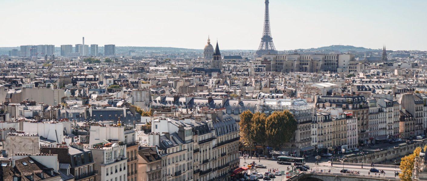 Tarif du coliving, Paris est l'une des villes pour investir en coliving en France