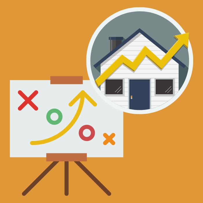 Stratégie d'Investissement immobilier - Nos deux stratégies gagnantes